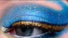 GRWM: Disney's Aladdin (Genie) Inspired Makeup Tutorial   emmajvb - YouTube