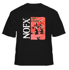 Nofx Album Cover Punk Rock Band T Shirt #AlstyleApparel #BasicTee