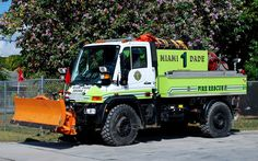 Miami Fire Department | Miami-Dade Fire Rescue Homestead-Florida City Brush Truck-1 2007 ...