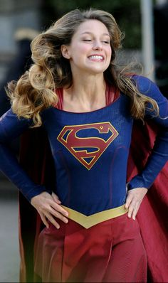 Supercrush, Melissa Benoist. Supergirl of the world.