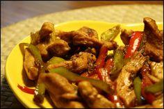 Çin Usulü Tavuk Tarifi