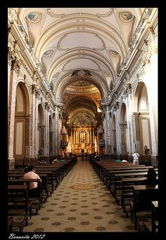 Catedral Metropolitana - Buenos Aires | Andre Gustavo | TrekEarth