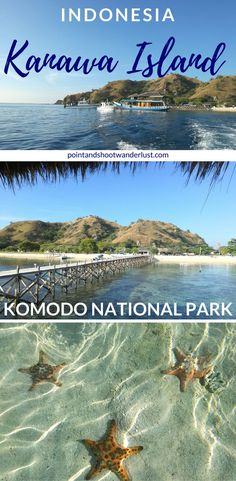day trip to Kanawa Island, Komodo National Park, Indonesia | Island hopping around Komodo National Park | #beach #SoutheastAsia #Indonesia