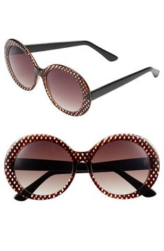 Outlook Eyewear 'La Jolla' Sunglasses (2 for $50) available at #Nordstrom