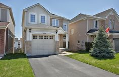 THE PERFECT PLACE TO CALL HOME! Your family will feel right at home in this 3 bedroom, 2.5 bath home. Great North Oshawa location. Home features Eat-in kit, & beautiful ceramic floors. Large Deck to enjoy your morning coffee that overlooks your spacious back yard. The Great Room Features Gleaming hardwood floors and a gas F/P to make this your favorite place to keep you warm on those cold winter nights. Master suite features a large walk-in closet and 4pc ensuite. Bsmt has a W/O to patio.