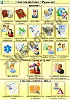 Виза для поездки в Румынию