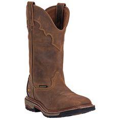 Dan Post Men's Blayde Waterproof ST Pull On Work Boots