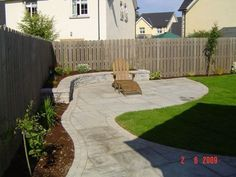 Save Your Money with The Cheap Landscaping Ideas for Small Yards: Lawn Design For Cheap Landscaping Ideas For Small Yards