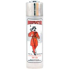 Clipper Lighter - Beefeater London Dry Gin - www.millscollectables.com