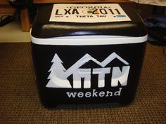 From Blank Canvas to Masterpiece: HC's Complete Guide to Mountain Weekend Cooler Painting | Her Campus