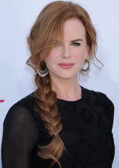 Nicole Kidman love this braid