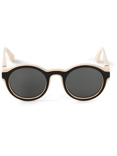 Mykita + Maison Martin Margiela 'Dual' Sunglasses