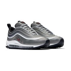 Women's Nike Air Max 97 Ultralight 2017 Sneaker (9.310 RUB) ❤ liked on Polyvore featuring shoes, sneakers, nike sneakers, knit shoes, nike, nike shoes and nike footwear