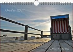 12 Monate - 12 Orte, Mein Nordseekalender für 2018, mehr dazu unter....https://nordsee-fotoleinwand.jimdo.com/