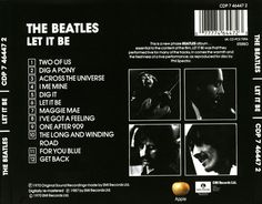 Let It Be | The Beatles - Let it Be - Identi