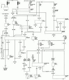1979 fj40 wiring diagram land cruiser  toyota land   Willys Pickup Wiring Diagrams     