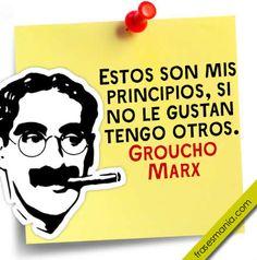 Genial Groucho Marx