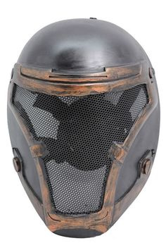 Airsoft Full Wire Mesh Protection Biochemical Soldier Mask