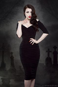 http://deadlyisthefemale.com/shop/dresses/monica-dress-in-black/