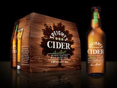 Speight's Cider on Packaging of the World - Creative Package Design Gallery