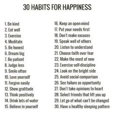 Motivation & Success Quotes: Todays challenge: pick 3 of these habits to focus on and adopt for the next week. Positive Thoughts, Positive Quotes, Motivational Quotes, Inspirational Quotes, Strong Quotes, Life Advice, Life Tips, Self Improvement, Self Help