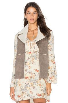 BB DAKOTA JACK BY BB DAKOTA DELPHINE VEST. #bbdakota #cloth #dress #top #shirt #pant #coat #jecket #jacket #shorts #ski