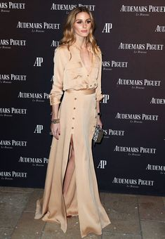 Olivia Palermo attends the Opening of Audemars Piguet Rodeo Drive at Audemars Piguet on December 9, 2015 in Beverly Hills,