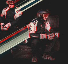 This is our tribute to the human part behind the motorsport world (drivers, engineers, mechanics, managing directors. Photo Manipulation, Art Direction, Behance, Nyc, Racing, Running, Auto Racing, Photo Editing, New York