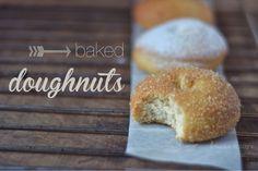 donut baked