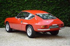 1972 Lancia Fulvia - Sport 1600 Zagato. One of 800 examples. | Classic Driver Market