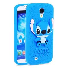 I would like to have this Stitch phone case for my Samsung Galaxy s4