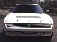 1983 FERRARI MEERA S PROTOTYPE - coachwork design by Giovanni Michelotti of Turin.