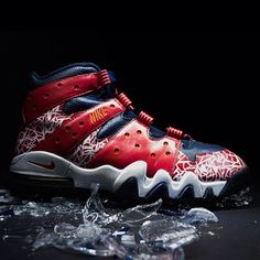 "Nike Air Max2 CB  94 – Blake Griffin ""Shattered Backboard"" Customs by Laptop a23c10da4"