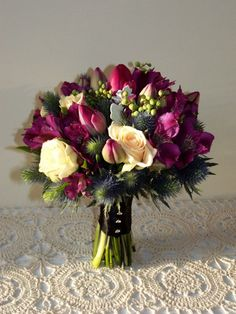 Blooms & Scents Floral Studio - Specializing in Wedding Flowers for the Greater Sydney Metropolitan area and Western Sydney.