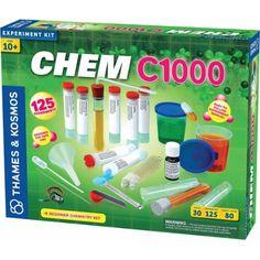 Thames & Kosmos CHEM C1000 Science Experiment Kit