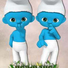 Gum Smurf