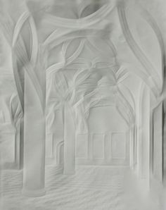 Ghostly Paper Manisons