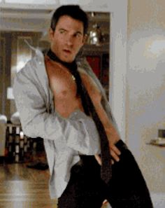 Chris Messina Does Sexy Striptease on Mindy Project Premiere: See GIFs - Us Weekly