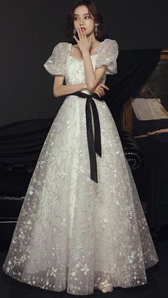 White Homecoming Dresses, Cute Prom Dresses, Event Dresses, Ball Dresses, Pretty Dresses, Beautiful Dresses, Ball Gowns, Formal Dresses, Wedding Dresses