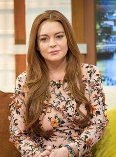 Lindsay Lohan pose en burkini
