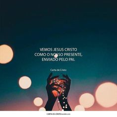 #CartadeCristo