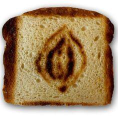 Vagina Novelty Toaster