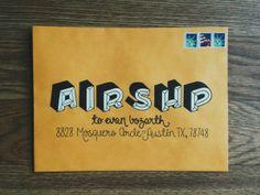 Funky envelope