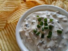 Happier Than A Pig In Mud: Loaded Baked Potato Dip-A Weight Watchers Recipe
