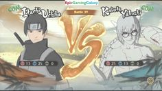 Naruto Shippuden Ultimate Ninja Storm 4 Matches Of Anbu Black Ops Member Itachi Uchiha Part #2