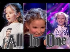 (2) Issy Simpson - 2nd place - All Performances - Britain's got Talent 2017 - Plus Results - YouTube