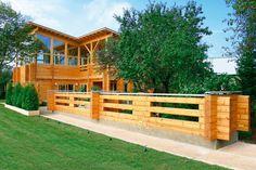 Tu casa la quieres que se sienta la naturaleza alrededor de ella, con esa tranquilidad que da el campo, ¿cierto o no? Prefieres todo lo moderno en cuanto