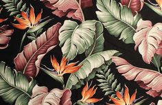 <p>You might already have notice the raise of all type of palm trees, tropical leaf prints and wallpapers, from restaurant to fashion collection and even food! A strong trend that's been here for a while now and probably a little more longer. In this post we gather a wonderful vintage collection of Hawaiian tropical leaf prints including […]</p>