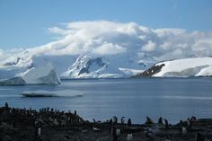 The Drake Passage to Antarctica Drake Passage, Sir Francis, Exploration, Penguins, Bucket, Boat, Mountains, World, Places