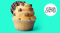 Cookie Dough Cupcake by Nick Makrides